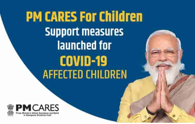 {free} PM cares for children: Care of children orphaned by Covid-19